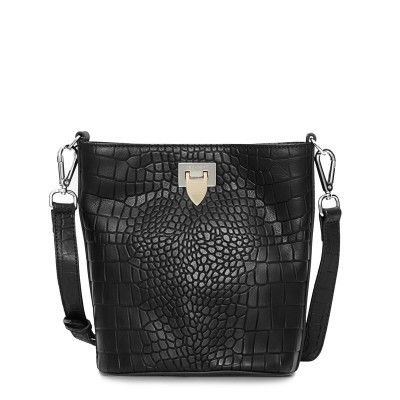 Decadent 401 Small Bucket Bag W/ Buckle