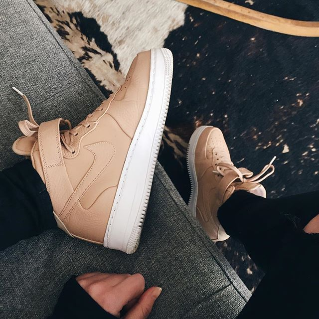 Nike air force 1 Vachetta tan nike lab                                                                                                                                                     More