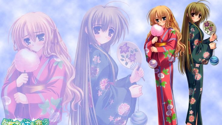 otome wa boku ni koishiteru, girls, kimono - http://www.wallpapers4u.org/otome-wa-boku-ni-koishiteru-girls-kimono/