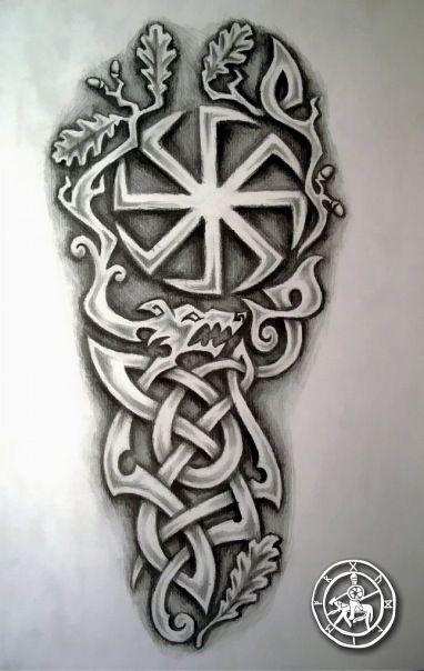 25 best ideas about wikinger tattoo on pinterest runen. Black Bedroom Furniture Sets. Home Design Ideas