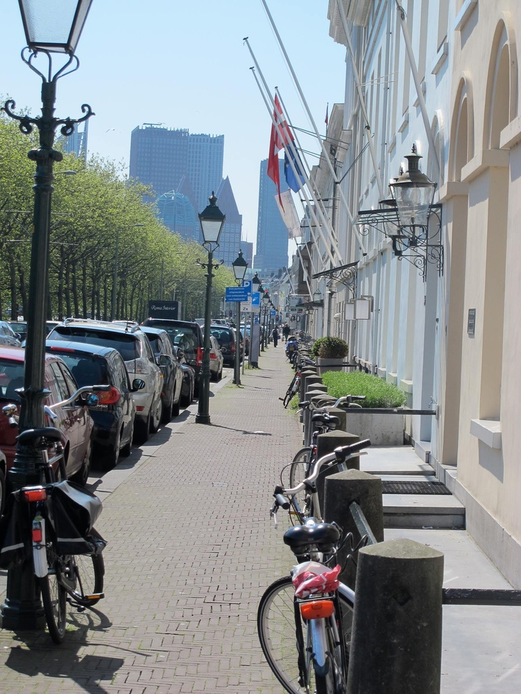 Prinsengracht l The Hague l Den Haag l Dutch l The Netherlands