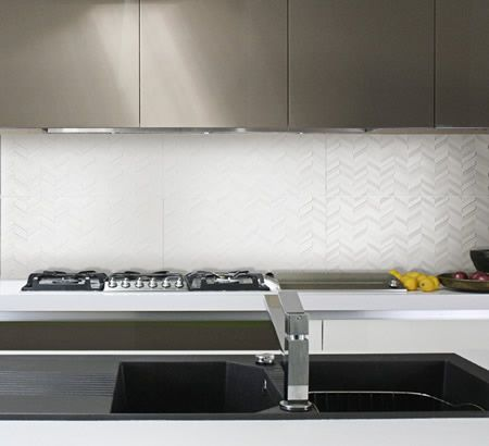 01 Winter B788 02 Kitchen Splashback Tile Kitchens