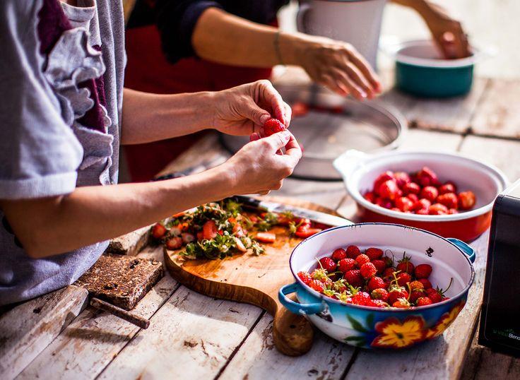 Královské ovoce: třešně, meloun, jahody. Pomůžou při hubnutí i nemocech