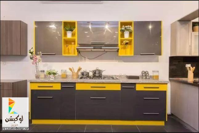 معارض مطابخ 2019 2020 تصاميم مطابخ مودرن صغيرة وبسيطة Home Decor Kitchen Cabinets Kitchen