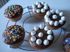 Muffin cioccolato al latte - Riciclo uova di Pasqua