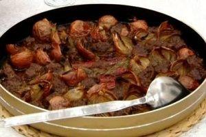 Ayvalı Et Kebabı