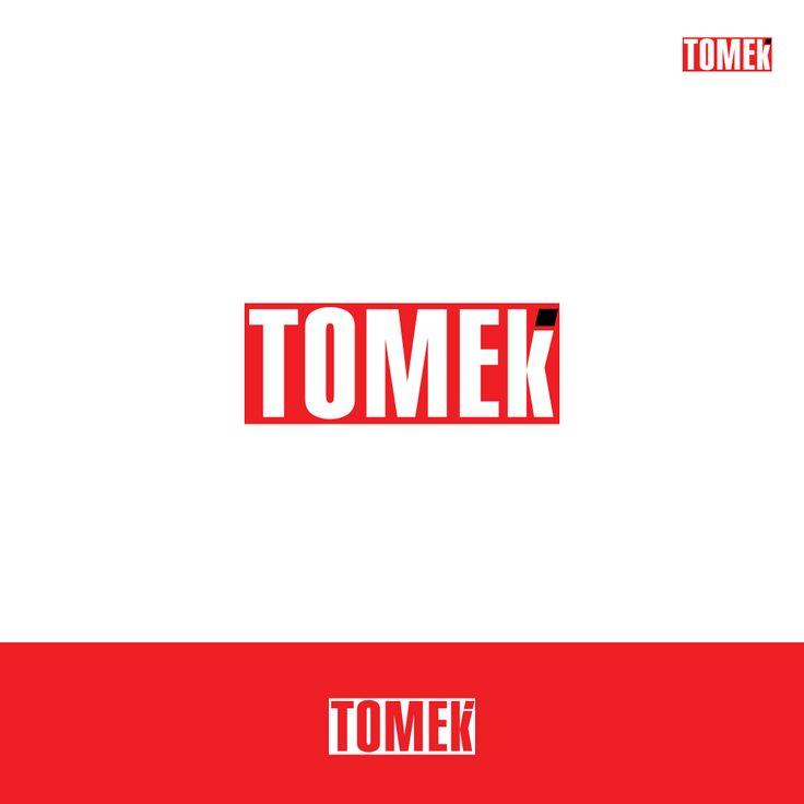 Logo design for Tomek