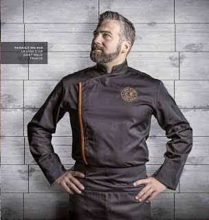 chaquetas para chef. Clement Design, modelo Firenze. #chef #uniformes #filipinas #chaquetas.