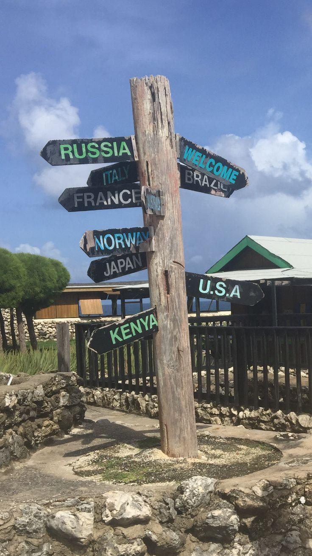 North point Barbados