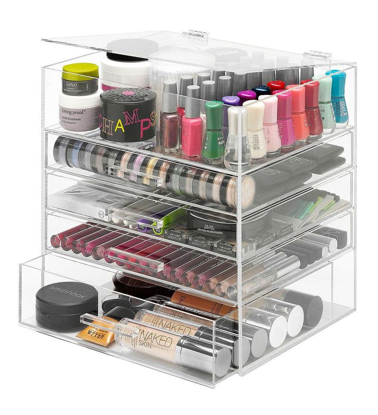 Pic On Searching for the perfect organizer to hold all your beauty essentials Don ut want