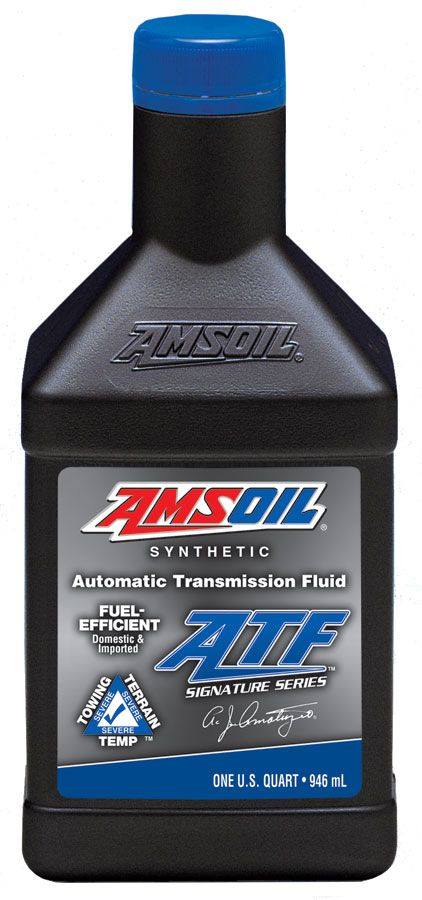 AMSOIL Signature Series Fuel-Efficient Syn Automatic Transmission Fluid (ATL)