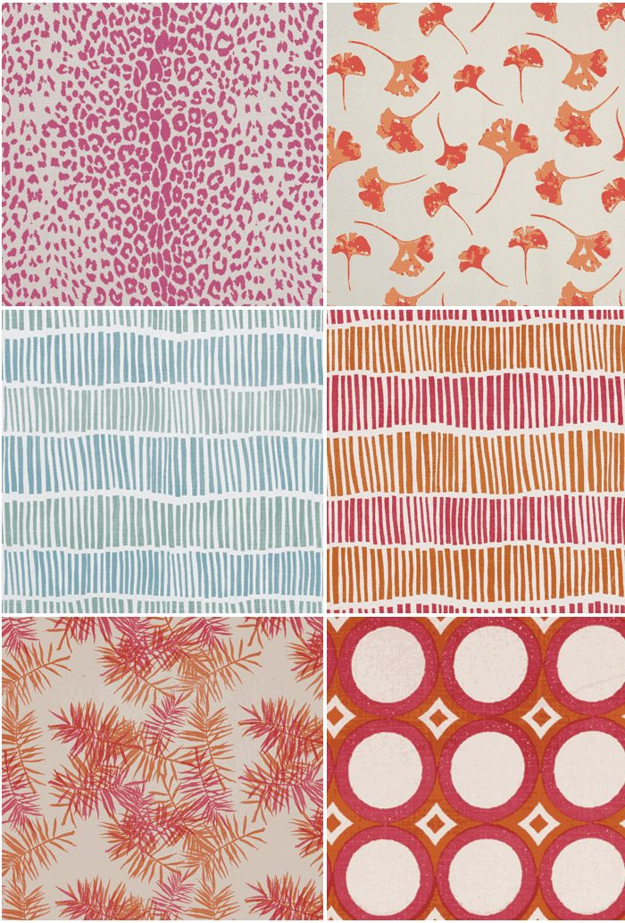 Lula Fabrics from South Africa!