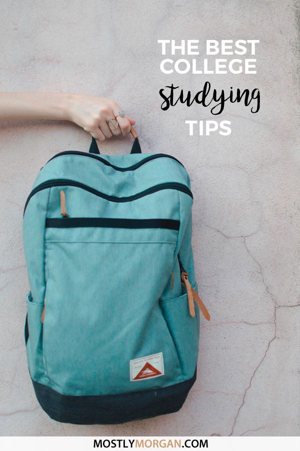 college study tips - 600×900