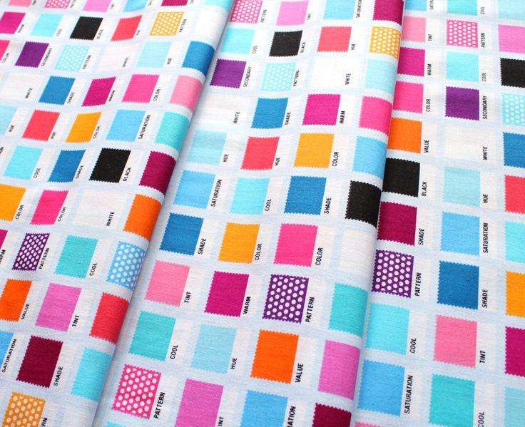 Robert Kaufman Design Basics Patches Sweet
