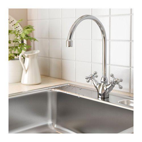 EDSVIK Dual-control kitchen mixer tap  - IKEA