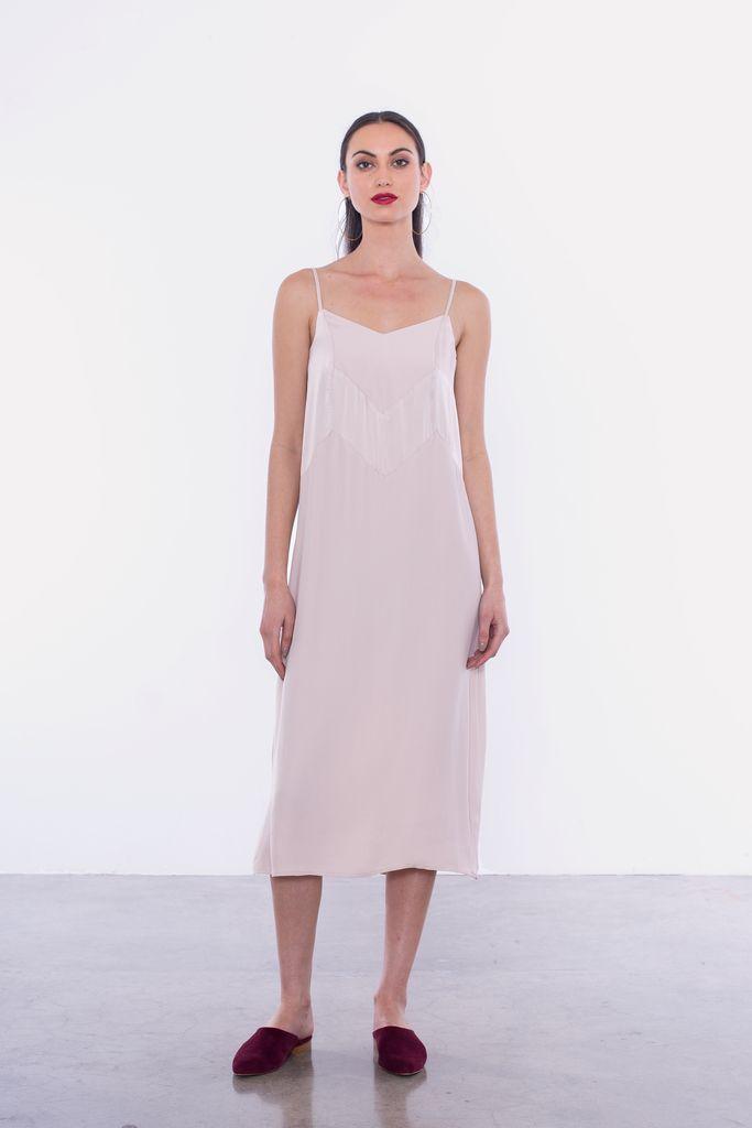 Equinox Slip Dress