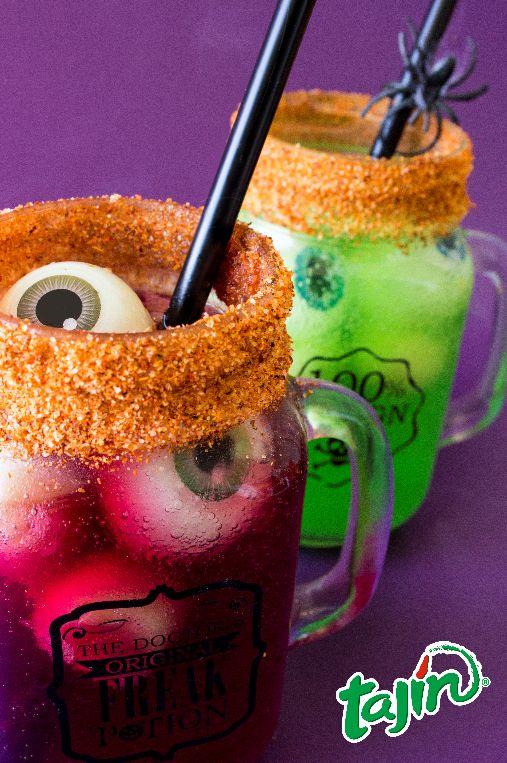 A tasty potion that will have you saying: EYE love it! #Tajin