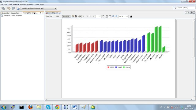 SHARAD GUPTA'S BLOG: Creating Charts in iReport