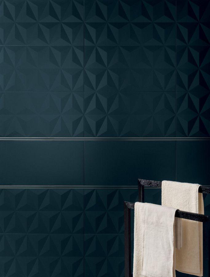 Moderní elegantní plastická série 4D | Keramika Soukup
