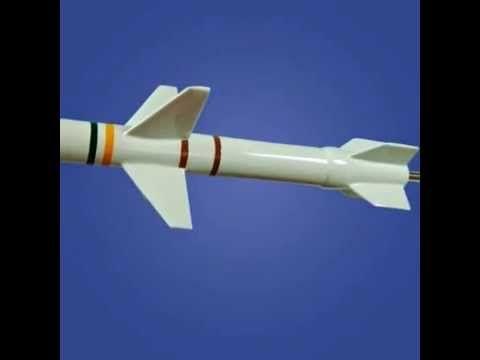 AGM-45 Shrike Handcrafted