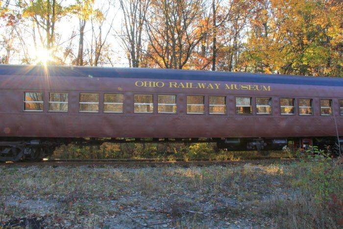 The Ohio Railway Museum is a great day trip destination for train enthusiasts and the whole family to enjoy.