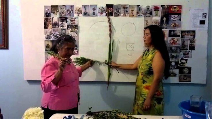 Como hacer arreglos florales Part 03