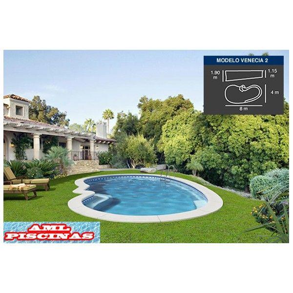 Las 25 mejores ideas sobre piscinas de poliester en - Precio piscina poliester ...