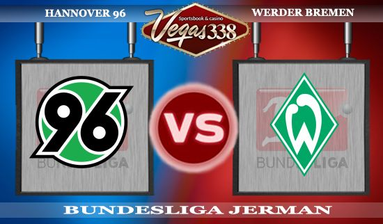 Prediksi Skor Hannover 96 Vs Werder Bremen 3 Oktober 2015, Prediksi Bola Hannover 96 Vs Werder Bremen, Prediksi Hannover 96 Vs Werder Bremen, Prediksi Skor Bola Hannover 96 Vs Werder Bremen, Hannover 96 Vs Werder Bremen
