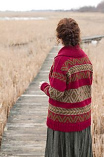 Takoma by Julia Farwell-Clay FREE PATTERN on Ravelry lovely cowichan design jacket/cardigan is unisex so you could knit a his and hers and be the envy of all your friends