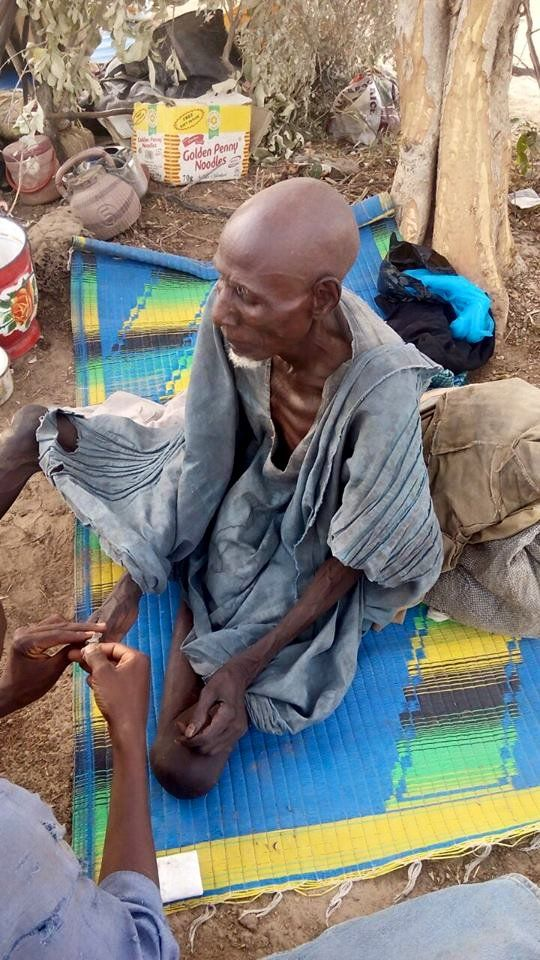 Tea time with Cladora: Nigerian Army Troops Rescues 80 Year old Man From ...