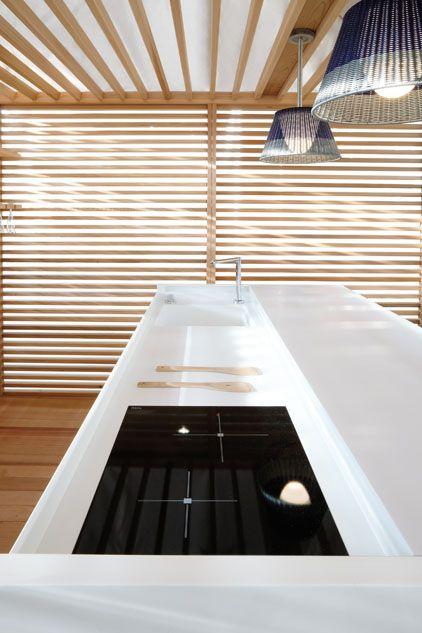 12 best style tutorial zen inspired interiors images on for Kitchen zen design