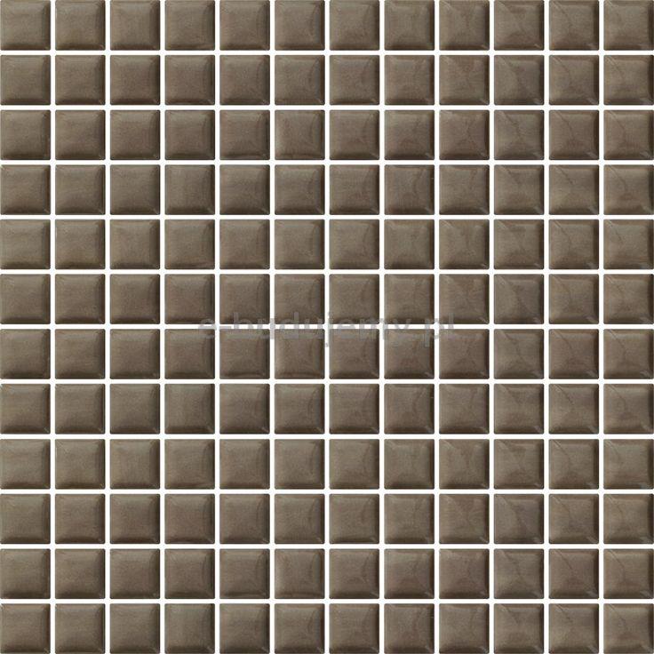 ANTONELLA BROWN MOZAIKA PRASOWANA K.2,3X2,3 29,8X29,8cm mozaika ścienna