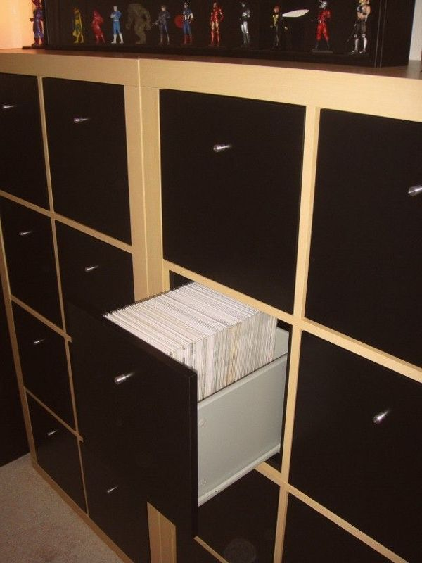 100 Reference Of Drawer Box Comics In 2020 Comic Book Storage Book Storage Comic Book Box Storage