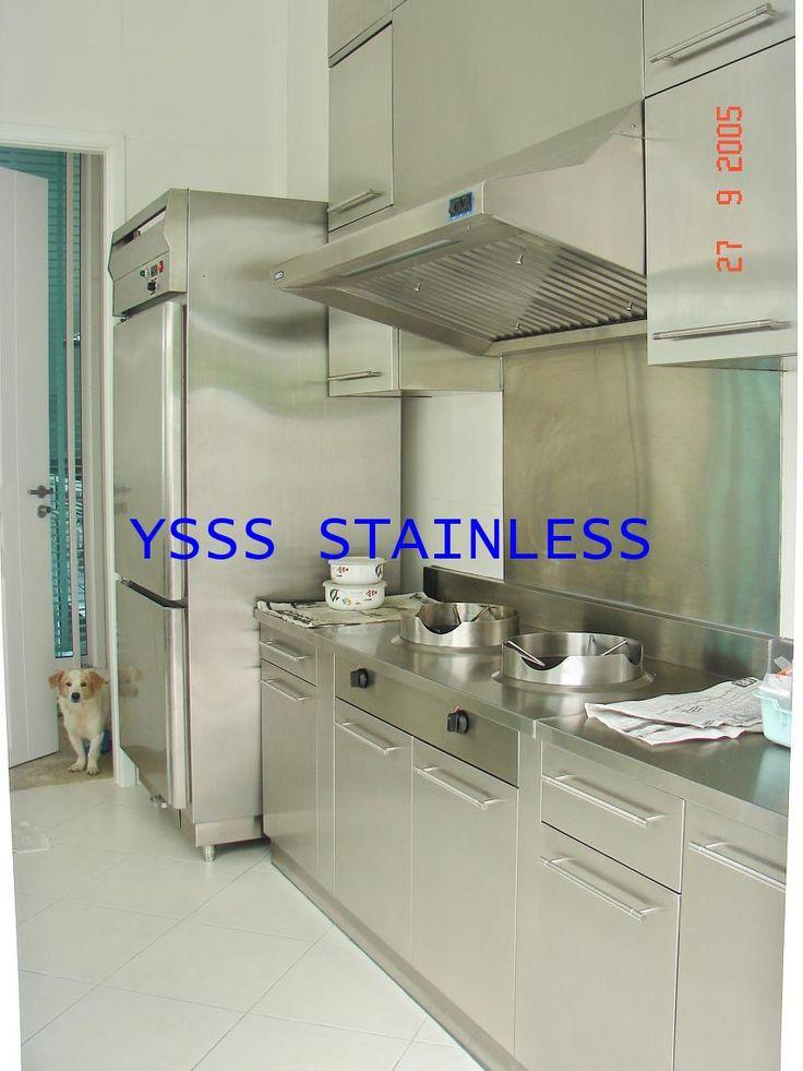 ชุดครัวบ้านงานสแตนเลสแบบที่ 10 - คลิกที่นี่เพื่อดูรูปภาพใหญ่ชดครวบานงานสแตนเลสแบบท, คลกทนเพอดรปภาพใหญ