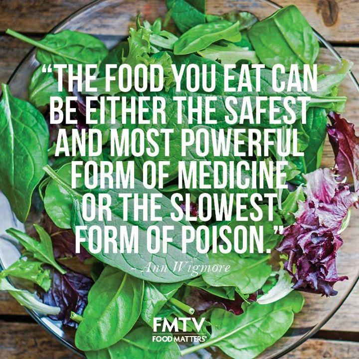 #FMtips  Food medicine.  #foodmatters #foodmedicine #healthfood