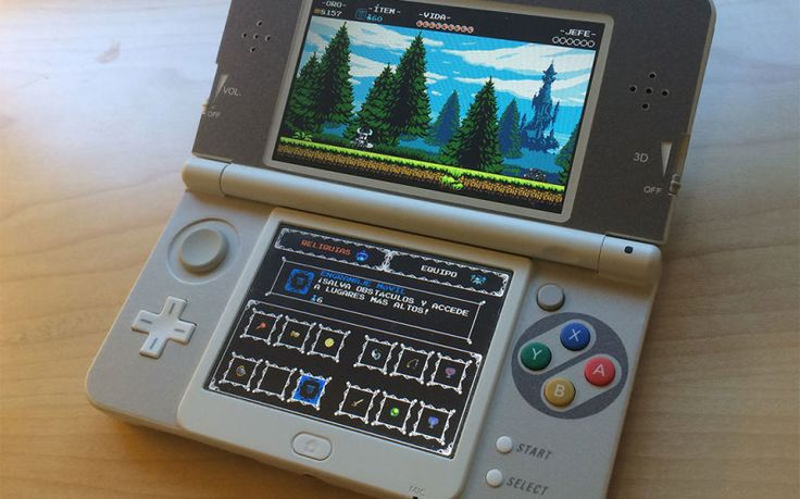 "Custom ""SNES"" New 3DS Is Pretty Much The Perfect Nintendo Handheld"