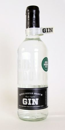 Organic gin - I wanna try this!