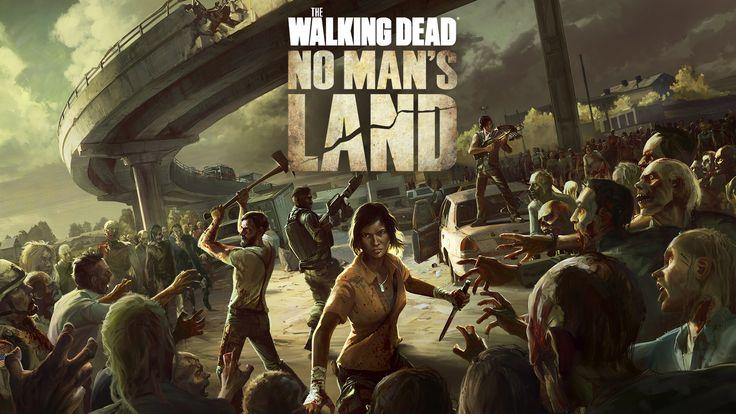 Azoknak akik csillapítani szeretnék a Walking Dead éhségüket, ime a handheld…