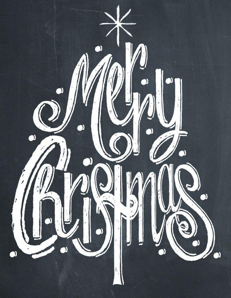 Free-Merry-Christmas-Tree-Print-on-lilluna.com-.jpg 773×1,000ピクセル