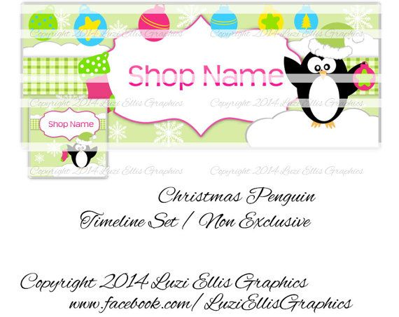 Christmas Penguins Facebook Timeline  Banner by LuziEllisGraphics #luziellis #bottlecaps #diy #printyourown #ribbon #inchies #circles #banner #bestofetsy #etsy #digital #design #timeline #etsyretwt #hepteam #facebook #collagesheet #logo #umzansi #customdesign #ooak #graphics #ironon #transfer #clipart #businesscard #bows #78ribbon #printribbon #buy1get1free #fb #covers #avatar #branding #invites #birthday #party