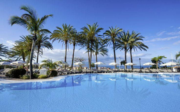 Rejs på ferie med All Inclusive på Melia Jardines Del Teide på Tenerife, De Kanariske Øer. Se mere på http://www.apollorejser.dk/rejser/europa/spanien/de-kanariske-oer/tenerife/playa-de-las-americas/hoteller/melia-jardines-del-teide