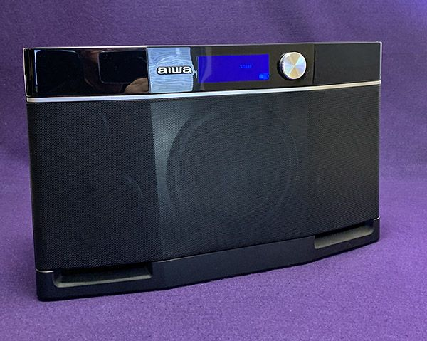 Aiwa Exos 9 Portable Bluetooth Speaker Review With Images