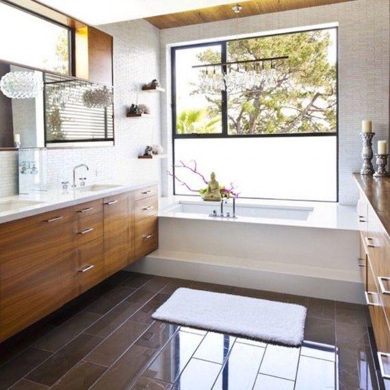 Best 25+ Bathroom Window Decor Ideas On Pinterest