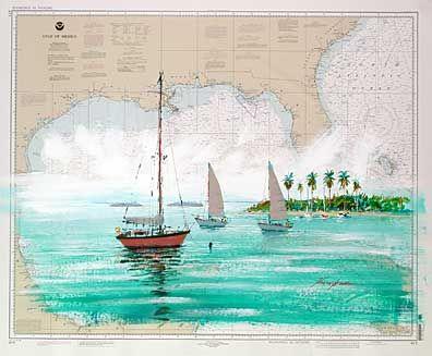 Kerry Hallam- Gulf of Mexico