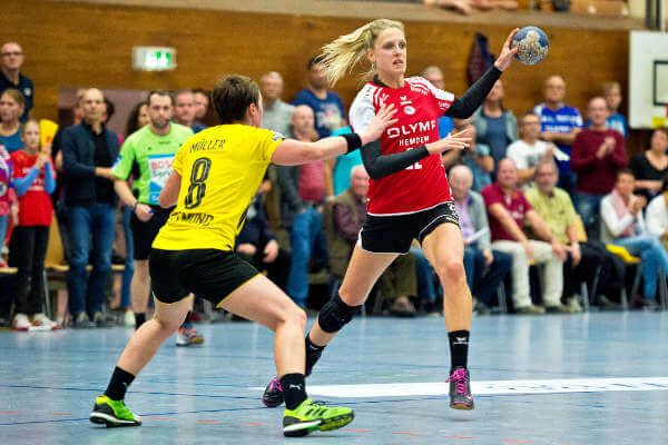 "Susann Müller (SG BBM Bietigheim) im SPORT4FINAL-Interview: ""Handball WM in Leipzig wäre schön zu spielen"". Susann Müller von der SG BBM Bietigheim wurde von Handball-Bundest ..."