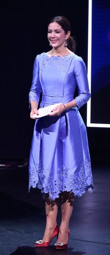 CP Mary of Denmark November 25 2017