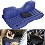 Amazon Möbel allgemein Auto Air Bed komfortables Reisen aufblasbares Auto Rücksitz Luftbett mit Luftpumpe, Reparatur- Pad,…%#Quickberater%