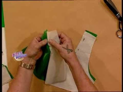Hermenegildo Zampar - Bienvenidas TV - Explica como embolsar breteles co...