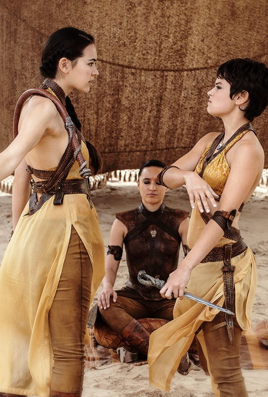 "The Sand Snakes | Game of Thrones 5.04 ""Sons of the Harpy"" {x}"