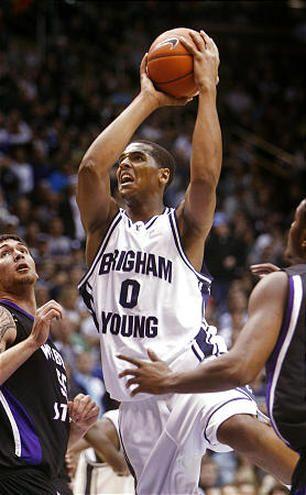 byu basketball player shots - Google Search